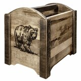 Free Standing Made In The Usa Magazine Racks You Ll Love In 2021 Wayfair