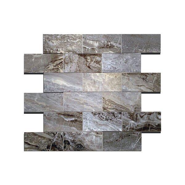 Design Is Personal 12 X 12 Pvc Peel Stick Mosaic Tile Reviews Wayfair