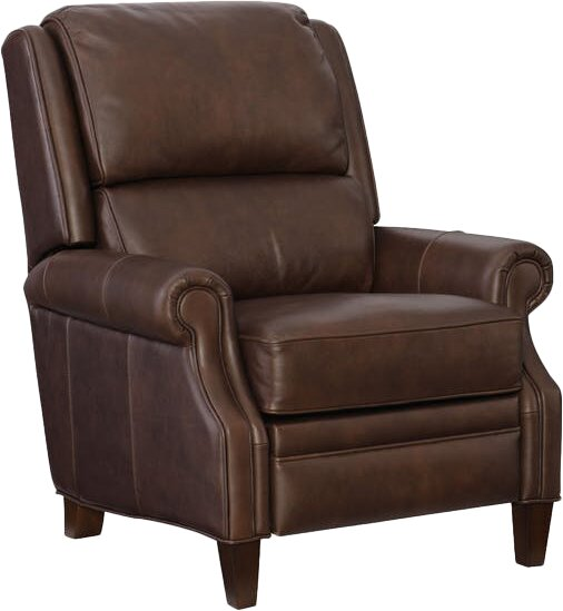 Jared Leather Recliner  sc 1 st  Wayfair & Hooker Furniture Jared Leather Recliner u0026 Reviews | Wayfair islam-shia.org