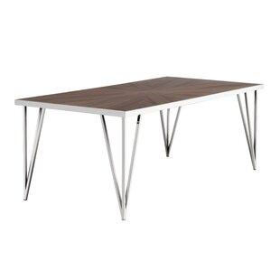 Sunpan Modern Ikon Pike Dining Table