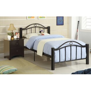 Luna Slat Bed