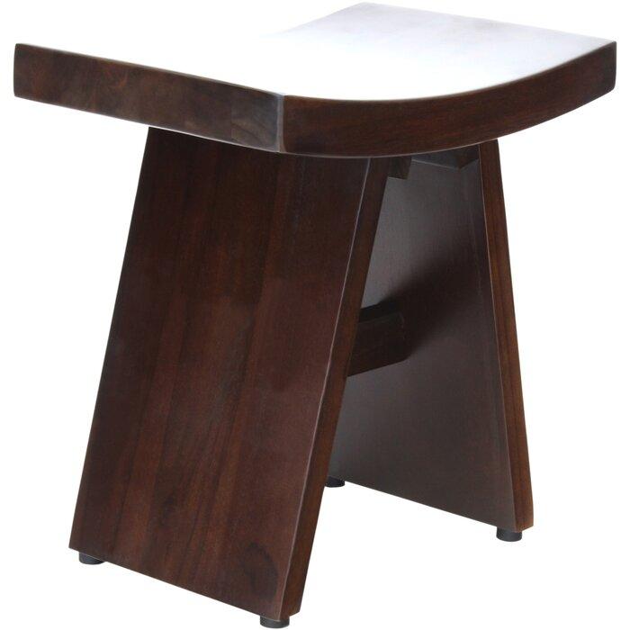 Wondrous Dwyer Mocha Shield Teak Shower Bench Inzonedesignstudio Interior Chair Design Inzonedesignstudiocom