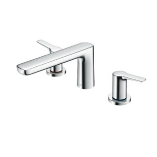 Toto GS Double Handle Deck Mounted Roman ..
