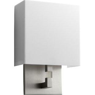 Mullen 1-Light Plug-In Flush Mount By Mercer41