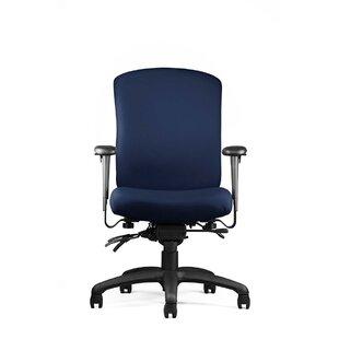 Symple Stuff Alan Mid Back Ergonomic Office Chair
