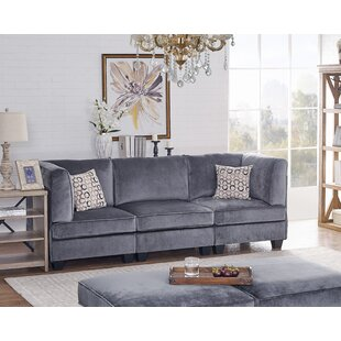 Ivy Bronx Pattie Modular Sectional