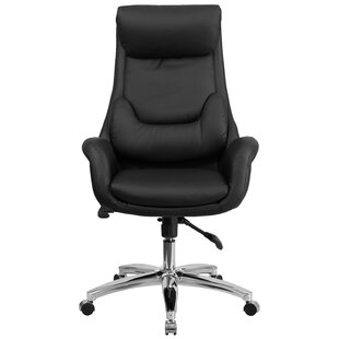 Worle Executive Chair by Symple Stuff 2019 Coupon