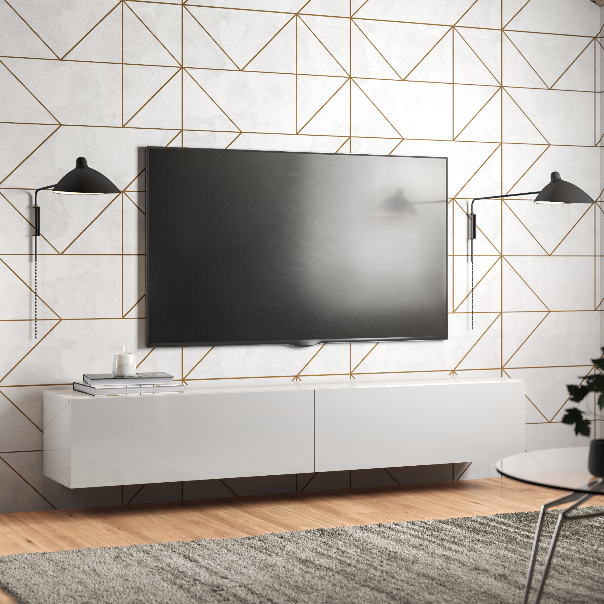 Franko 71 Tv Stand Reviews Allmodern