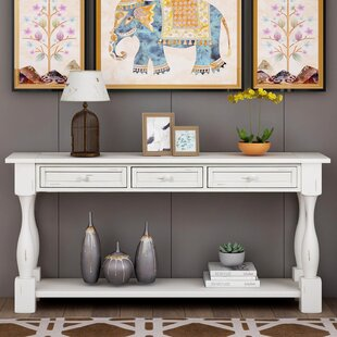 Markes 642 Solid Wood Console Table