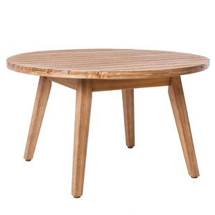 Review Harpers Wooden Coffee Table