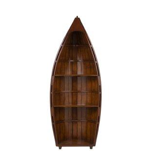 Boat Bookcase By Longshore Tides