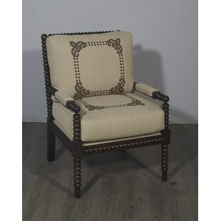 August Grove Ellicott Armchair