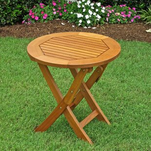 Sabbattus Folding Side Table