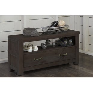 Greyleigh Timberville Wood Storage Bench