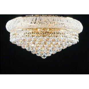 Stewart 15-Light LED Chandelier by Rosdor..