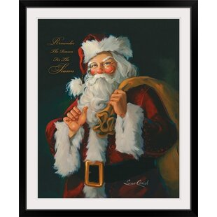 christmas art remember the reason by susan comish graphic art print