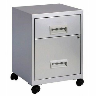 Cornwall 2 Drawer Filing Cabinet By Borough Wharf