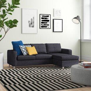 Ackland Reversible Corner Sofa By Zipcode Design