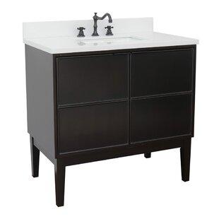 Engleside 37 Single Bathroom Vanity Set by Gracie Oaks