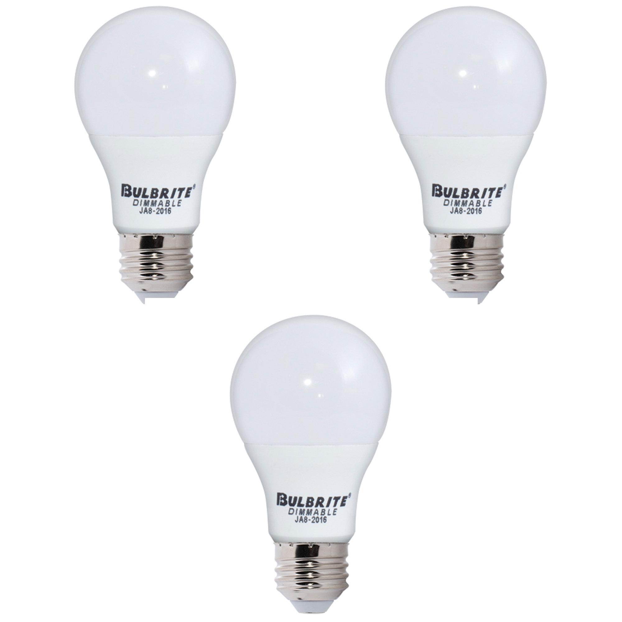 60 Watt Equivalent A19 Led Dimmable Light Bulb E26 Medium Standard Base Reviews Birch Lane