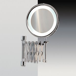 Savings Wall Mounted Extendable Magnifying Mirror ByWindisch by Nameeks