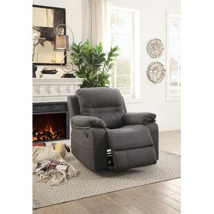 Reviews Niels Manual Glider Recliner by Darby Home Co Reviews (2019) & Buyer's Guide