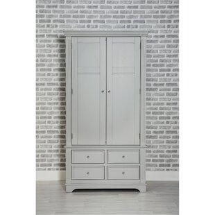 Galvan 2 Door Wardrobe By August Grove