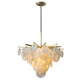 Corbett Lighting Serenity 1-Light Novelty Pendant