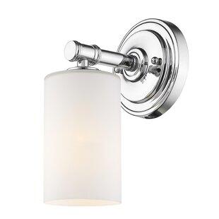 Find for Castleman 1-Light Bath Sconce ByWinston Porter