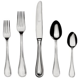 Boheme 20 Piece 18/10 Stainless Steel Flatware Set, Service for 4