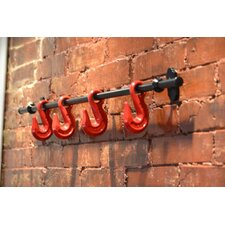 Industrial Wall Hook by West Ninth Vintage