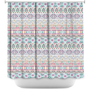 Luff African Dreams Single Shower Curtain