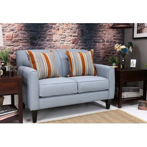 Saratoga Azure Loveseat by Starfish