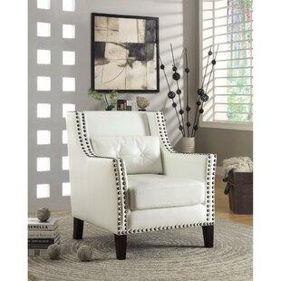 Mccaughey Wingback Chair by Ivy Bronx
