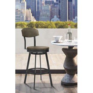 Super Olivia Bar Counter Swivel Stool Bralicious Painted Fabric Chair Ideas Braliciousco