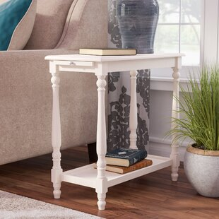Great choice Ridgedale End Table By Three Posts