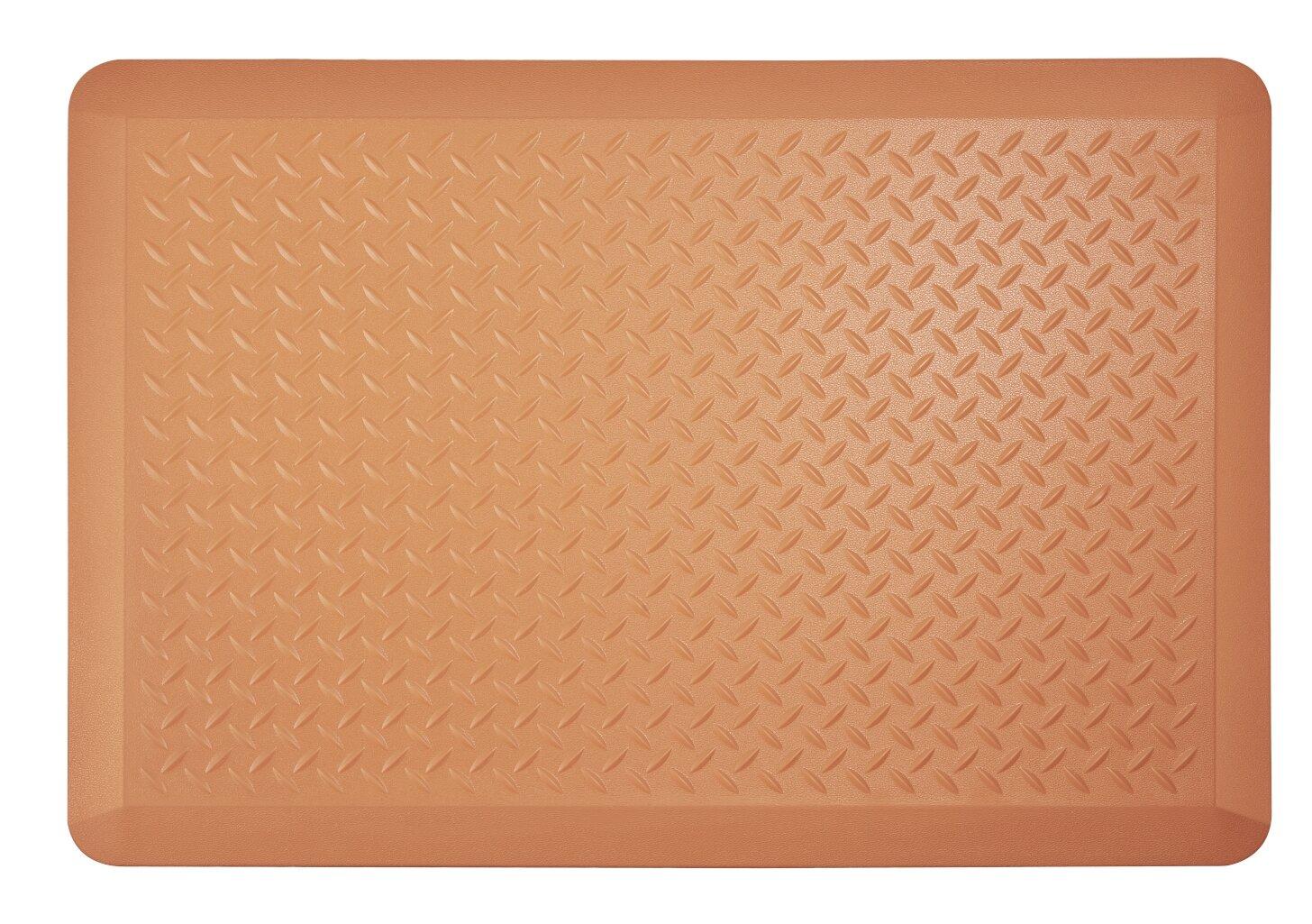 Symple Stuff Cervantes Tread Plate Anti Fatigue Mat Wayfair