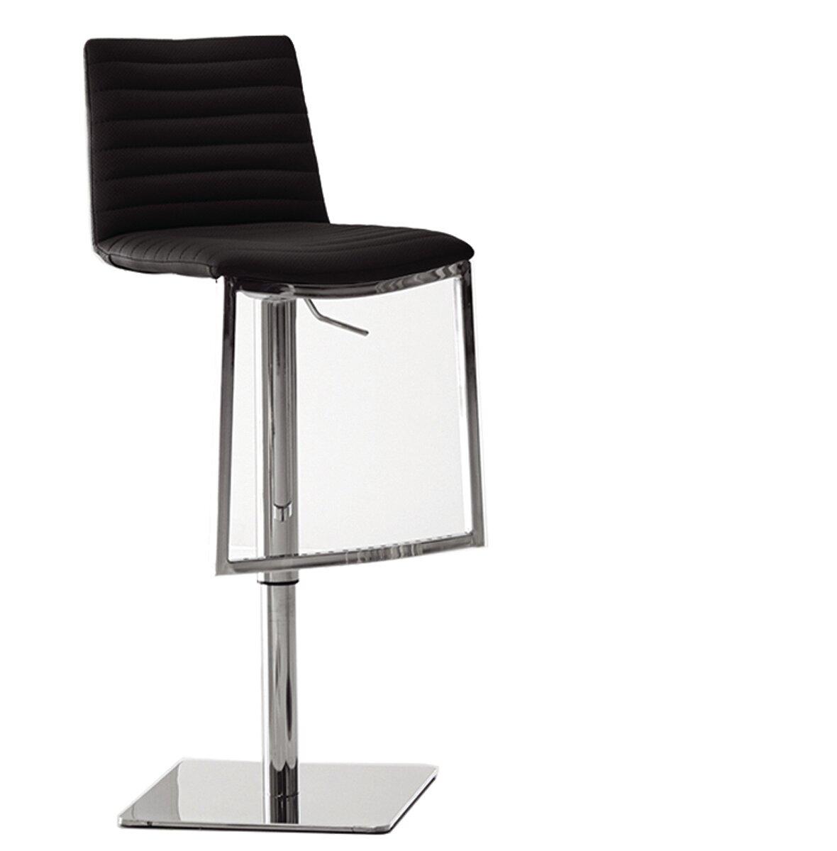 Admirable London Adjustable Height Swivel Bar Stool Lamtechconsult Wood Chair Design Ideas Lamtechconsultcom