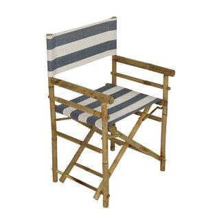 Bayou Breeze Yohana Bamboo Director Chair (Set of 2)