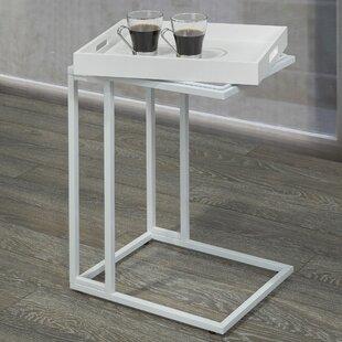 Best Daryl C Table by Ebern Designs