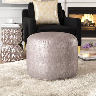 Bleeker Pouf by Everly Quinn