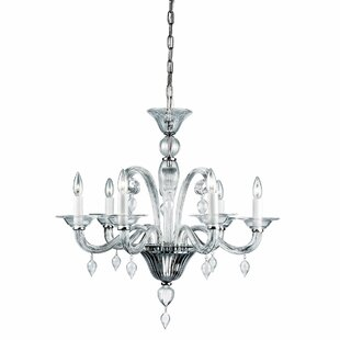 Eurofase Ciatura 6-Light Chandelier