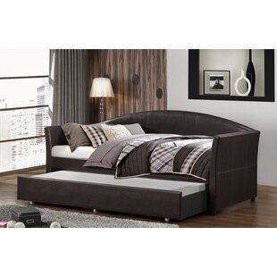 DeAnte Twin Daybed with Trundle