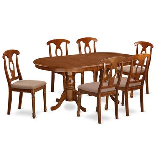 Germantown 7 Piece Dining Set by DarHome Co Best #1