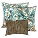 Malina Skies Indoor / Outdoor Pillow Cover