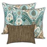 Malina Skies Indoor / Outdoor Pillow Cover