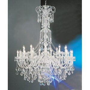 Bohemia 30-Light Crystal Chandelier