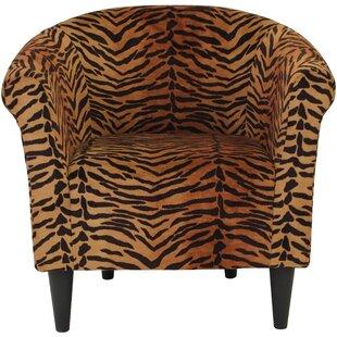 Bloomsbury Market Ronda Modern Barrel Chair