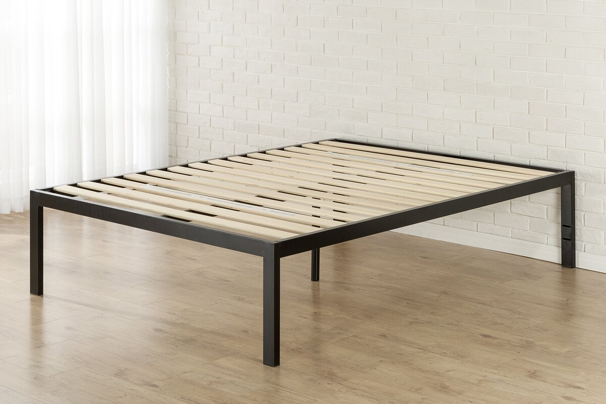 Pictures of platform beds - Quick Snap 18 Platform Bed