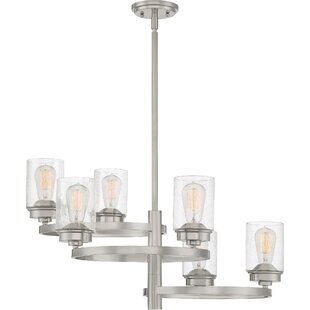 Breakwater Bay Dicken 6-Light Shaded Chandelier